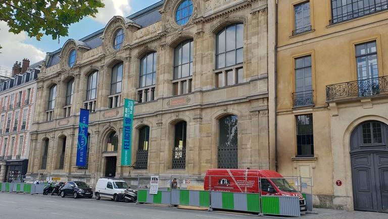 Ecole Nationale Supérieure des Beaux Arts à Paris